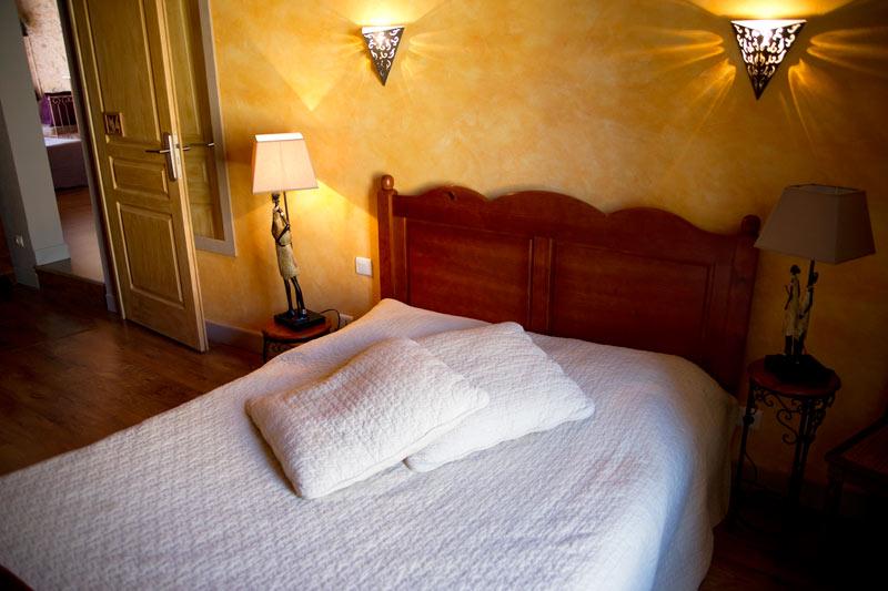 Notre Chambre Dhôtes Orange 2 Couchages à La Romieu Letape D